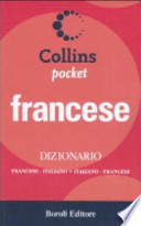 DIZIONARIO FRANCESE-ITALIANO / ITALIANO-FRANCESE