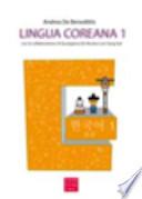 LINGUA COREANA 1 - CON CD MP3