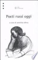 Poeti Russi Oggi