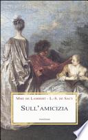 Sull'Amicizia (cura e traduzione di Riccardo Campi)