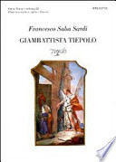 Giambattista Tiepolo ; Salvatore D'Addario