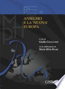 Anselmo e la 'Nuova' Europa