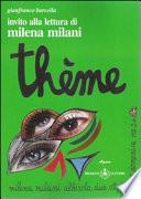 Invito alla lettura di Milena Milani