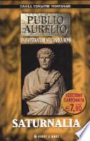 Saturnalia la decima indagine di Publio Aurelio Stazio