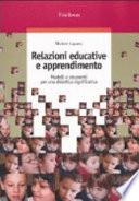 Relazioni educative e apprendimento