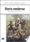 Storia moderna. Manuale per l'università