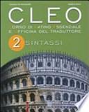 Cleo 2 SINTASSI