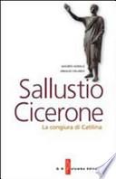 Sallustio-Cicerone, la congiura di Catilina