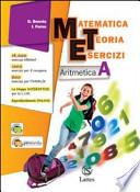 Matematica teoria esercizi. Aritmetica. Vol. A. Con tavole numeriche-Il mio quaderno INVALSI 1. Con espansione online. Per la Scuola media