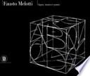 Fausto Melotti. Segno, musica e poesia.