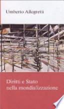 Diritti e Stato nella mondializzazione