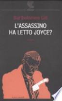 L'assassino ha letto Joyce ?