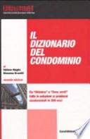 Il dizionario del condominio