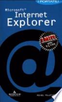 MICROSOFT INTERNET EXPLORER [  Aggiornato alla versione 5.5  Traduzione dall'originale inglese a cura della SEI Servizi. Milano, Mondadori 2001 ].