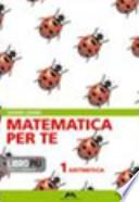 MATEMATICA PER TE 3 GEOMETRIA + ALGEBRA