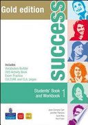 SUCCESS STUDENTS BOOK AND WORKBOOK 1