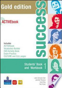 SUCCESS Student' Book and Workbook 2