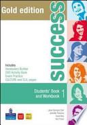 SUCCESS STUDENTS BOOK AND WORKBOOK 2