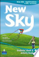 New sky. Student's book and Activity book 1-Culture and Skills Book 1. Con espansione online +2 CD Audio