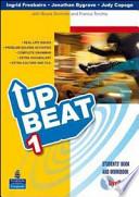Upbeat 1. Livebook-Student's book-Workbook-Motivator. Con espansione online. Per le Scuole superiori.