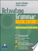 Activating grammar digital edition
