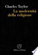 La modernità della religione
