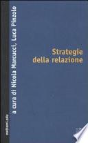 Strategie della relazione riconoscimento, transindividuale, alterità