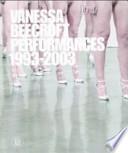 Vanessa Beecroft. Performances 1993-2003. Catalogo della mostra (Torino, ottobre 2003-gennaio 2004)