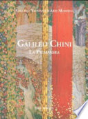 Galileo Chini. La Primavera. Catalogo della Mostra di Roma, 15 Dicembre 2004 - 15 Febbraio 2005