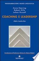 Coaching e leadership