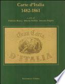 Carte d'Italia 1482-1861. Mostra di Perugia (Palazzo della Penna 7 ottobre-5 novembre).