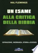 Un Esame Alla Critica Della Bibbia