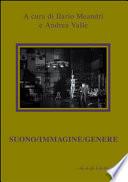 SUONO / IMMAGINE / GENERE