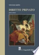 Diritto privato. Quinta edizione