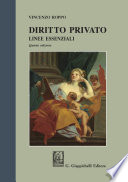 Diritto privato - Linee essenziali IV edizione