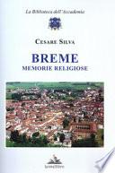 Breme. Memorie religiose