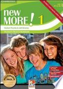 new MORE! 1 Workbook Audio CD + CD-ROM + Interactive Student's Book + MORE! Grammar Practice + CD-ROM