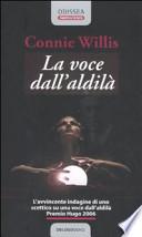 LA VOCE DALL'ALDILA'