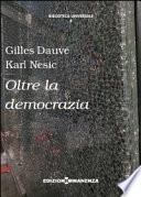 Oltre la democrazia