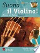 Suona il Violino! Metodo per Violino 1