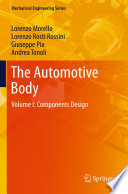 The Automotive Body - Volume I: Components Design