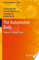 The Automotive Body - Volume II: System Design