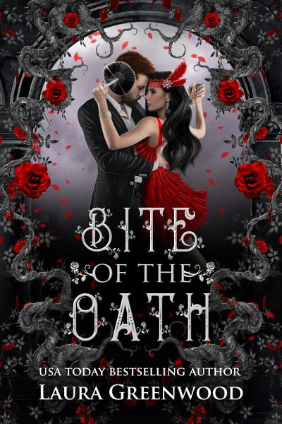Bite Of The Oath The Black Fan Laura Greenwood vampire paranormal romance