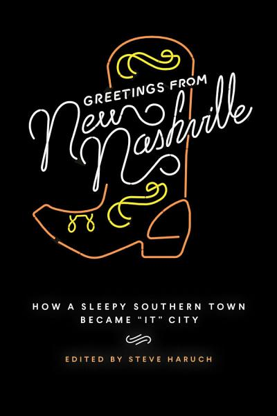Greetings from New Nashville cover