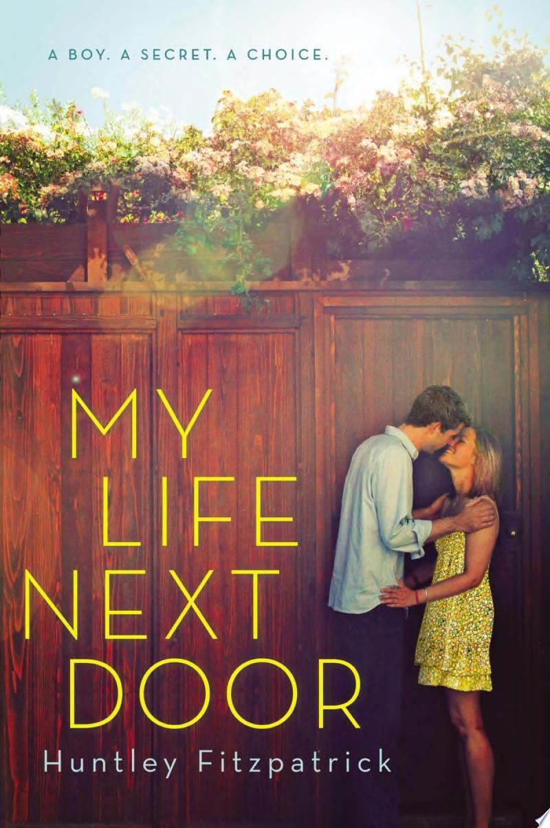 My Life Next Door banner backdrop