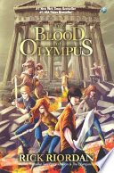 The Blood of Olympus image