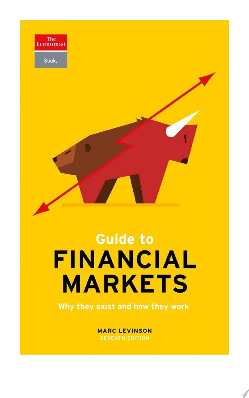 Guide to Financial Markets banner backdrop