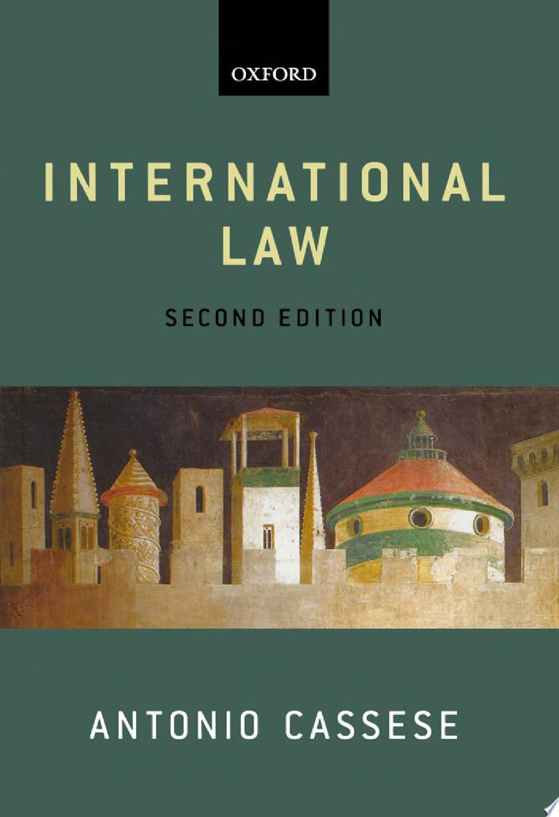 International Law banner backdrop