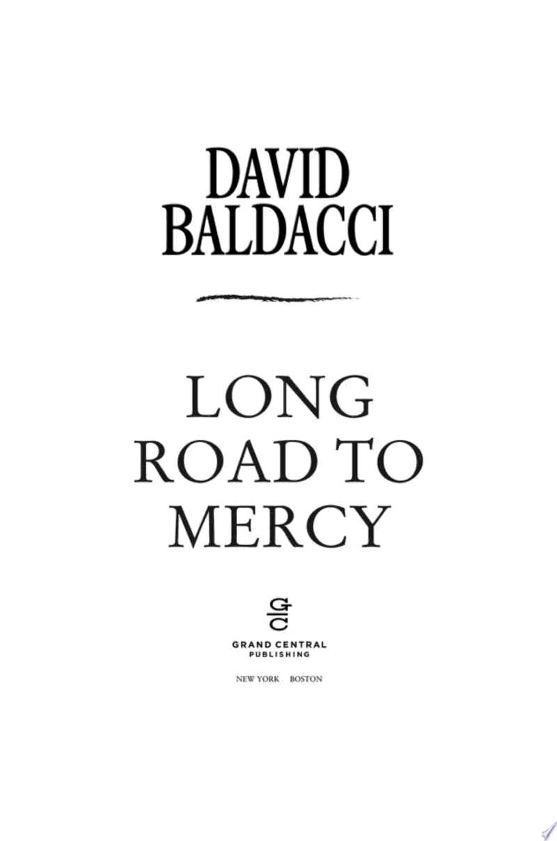 Long Road to Mercy banner backdrop