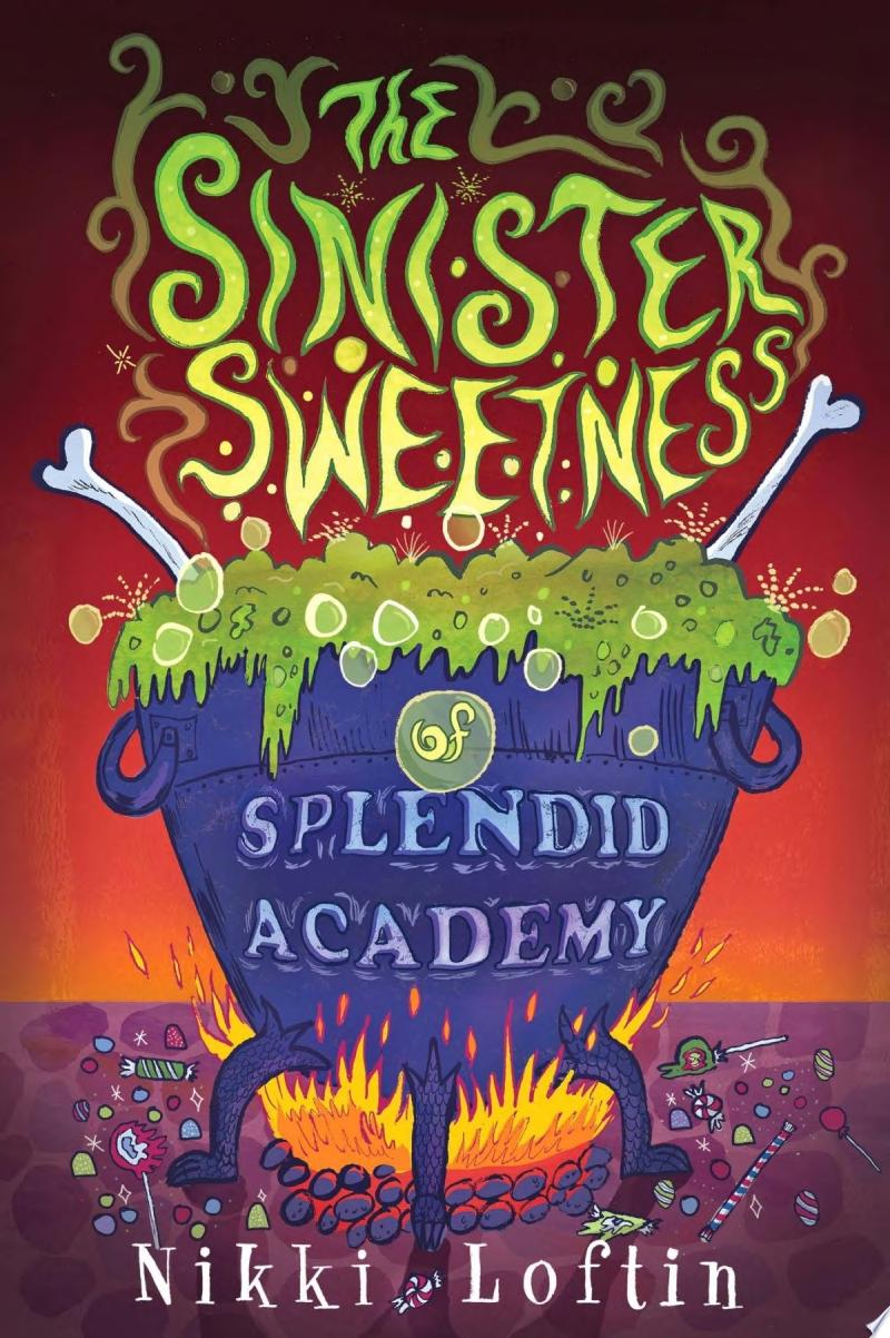 The Sinister Sweetness of Splendid Academy banner backdrop